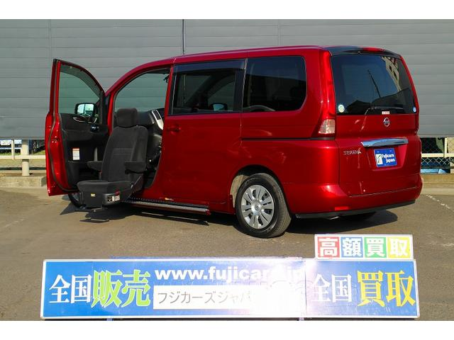 日産 福祉車両 20S アンシャンテ サイドリフトアップシート