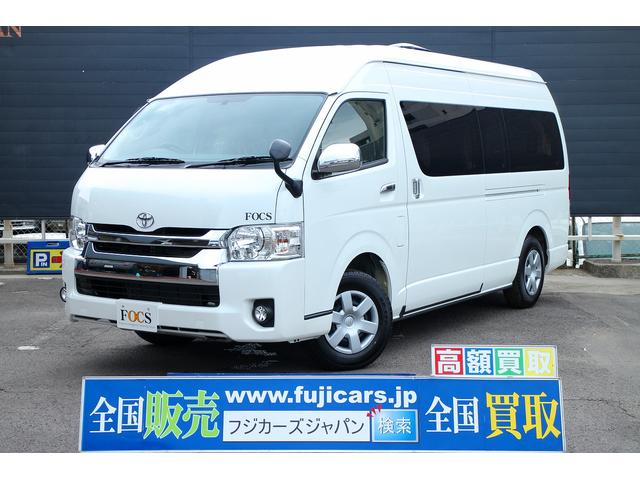トヨタ キャンピング FOCS Di 4WD 新車