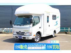 カムロードキャンピング ファンルーチェ ヨセミテ 3.0DT 4WD