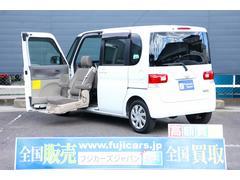 タント福祉車両 助手席サイドリフトアップシート 4WD