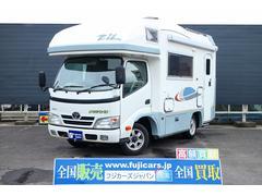 カムロードキャンピング バンテック ジル4 3.0DT 4WD