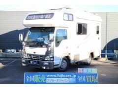 エルフトラックヨコハマモーターセールス オックス 4WD 発電機 SDナビ
