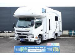 カムロードナッツRV クレソンボヤージュ 3.0L 4WD 二段ベッド