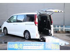 エスクァイアXi 福祉車両 スロープ タイプ1 車いす二脚仕様 4WD