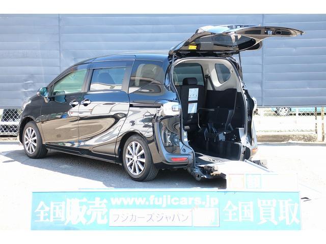 トヨタ G 車いす仕様車 タイプ1 助手席側セカンドシート付
