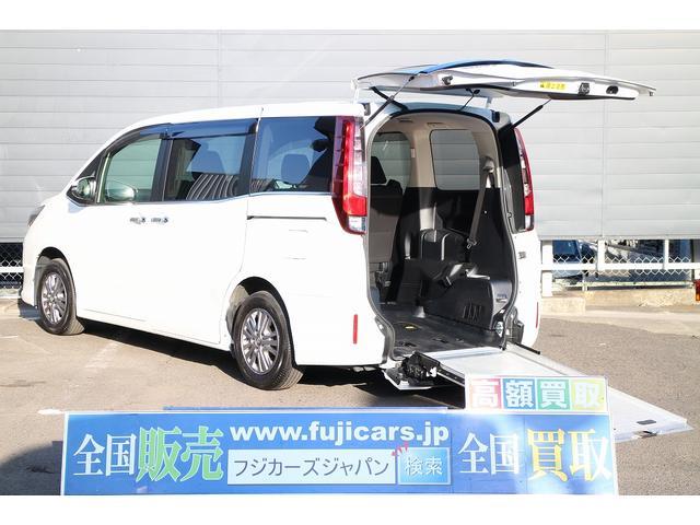 トヨタ Xi スロープ 車いす仕様 タイプ1車いす2脚仕様