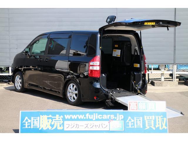 トヨタ 福祉車両 スロープ タイプI 車いす二基仕様 4WD