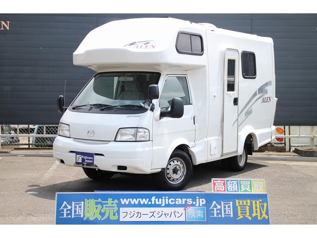 マツダ キャンピング AtoZ アレン 4WD ソーラーパネル FF