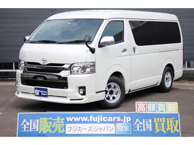 トヨタ キャンピング OMC ツアーズワイド 4WD 寒冷地 エアロ
