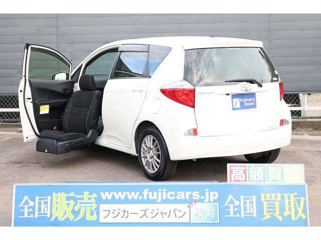 トヨタ X 福祉車輌 助手席サイドリフト 純正SDナビ バックカメラ