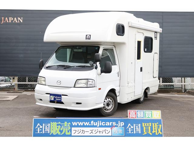 キャンピング AtoZ アミティ 4WD 新品家庭用エアコン