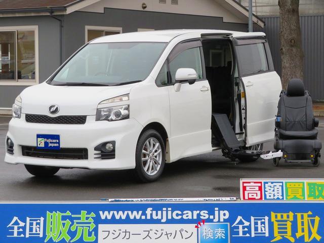 トヨタ ZS 福祉車両 脱着サイドリフト ジョイスティック 4WD