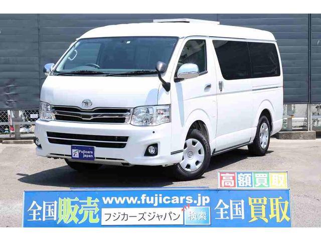 トヨタ キャンピング ナッツRV トライアルCタイプ 4WD 寒冷地