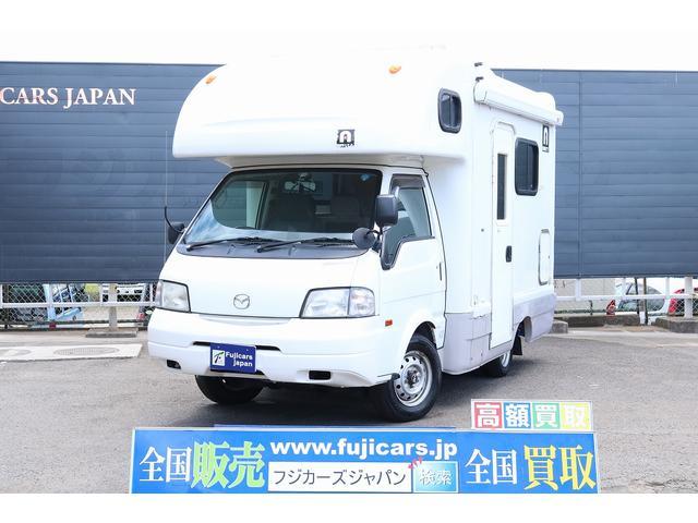 マツダ キャンピング AtoZ アミティ 4WD ウインドウエアコン