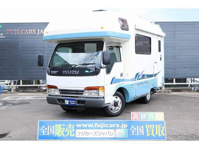 キャンピング バンテック ジルクルーズ 4WD NOX適合