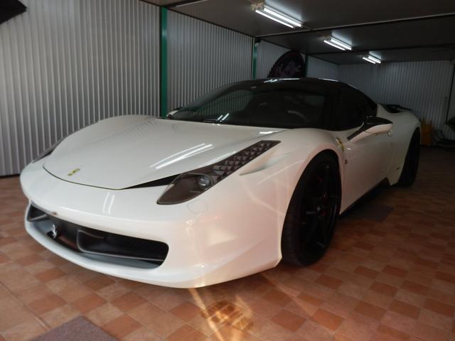 「フェラーリ」「フェラーリ 458イタリア」「クーペ」「宮城県」の中古車