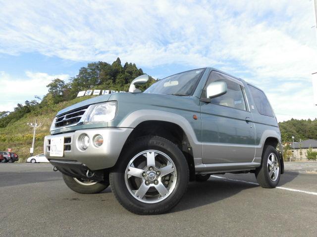 三菱 ブルームエディションVR 4WD ターボ ワンオーナー