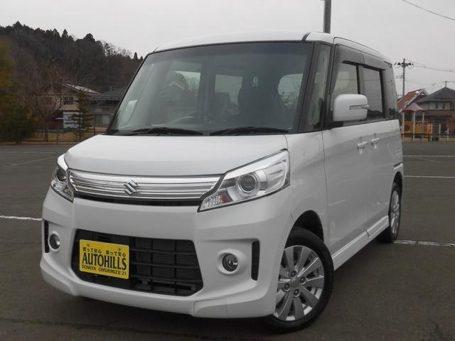 スズキ XS 4WD エネチャージ 電動スライドドア