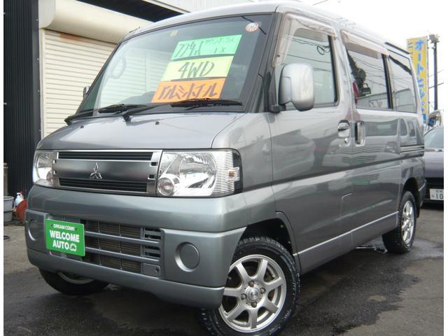 三菱 LX 4WD