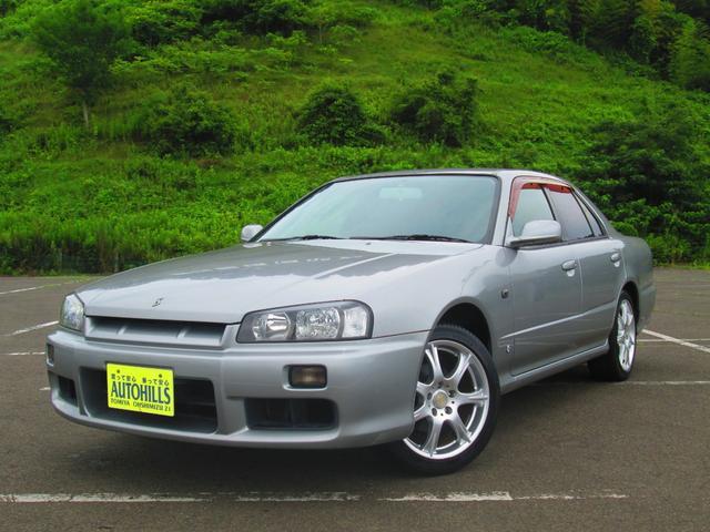 日産 スカイライン GT 5MT