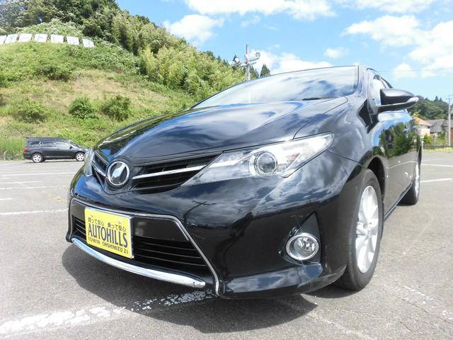 トヨタ 180G Sパッケージ カーナビ フルセグTV Bluetooth バックモニター プッシュスタート パドルシフト スポーツモード