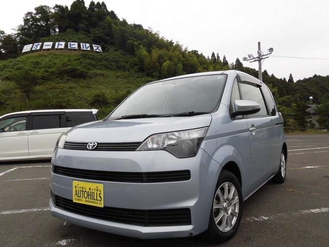 トヨタ X カーナビ フルセグTV Bluetooth DVD再生 パワースライドドア 横滑り防止機能 寒冷地仕様