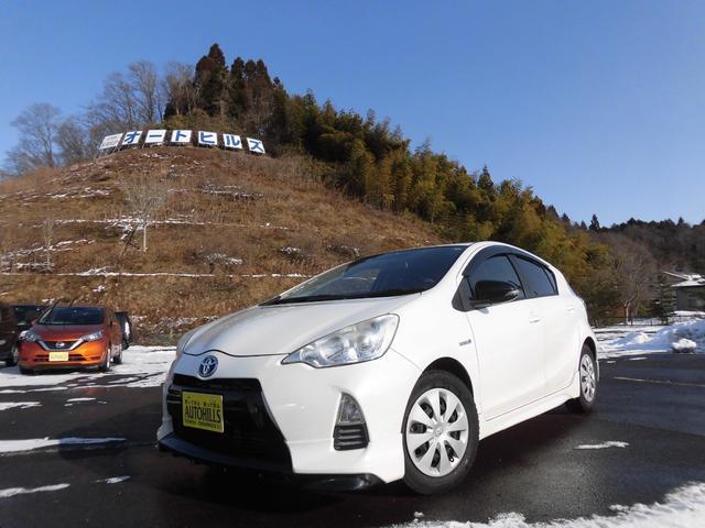 トヨタ S 寒冷地仕様 横滑り防止機能 カーナビ DVD再生対応 Bluetooth対応 スマートキー プッシュスタート アイドリングストップ オートエアコン