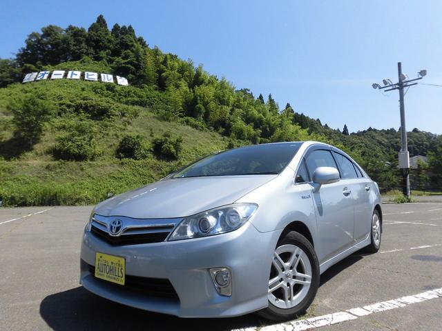トヨタ S カーナビ フルセグTV DVD再生 バックモニター ETC クルーズコントロール パワーシート キーレス スマートキー LEDヘッドライト