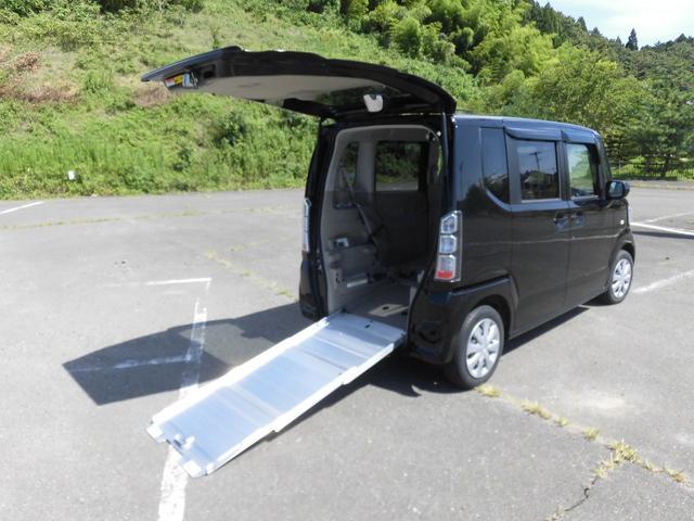 ホンダ G・Lパッケージ 福祉車両 車椅子仕様車 カーナビTV Bluetooth対応