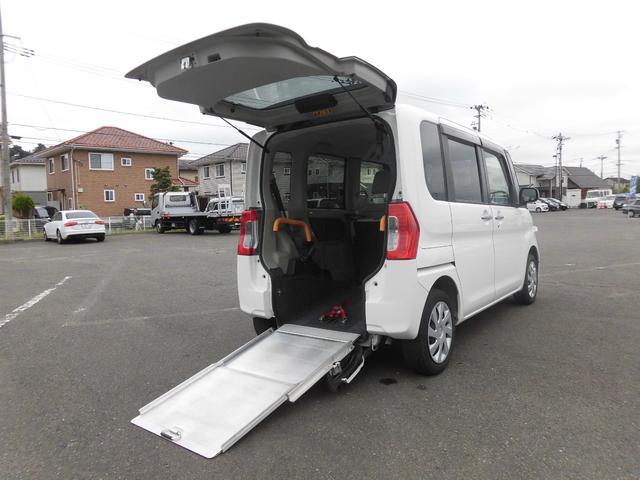 ダイハツ タント フレンドシップ スローパーL SA 福祉車両 車椅子仕様車 カーナビ Bluetooth 衝突被害軽減システム 横滑り防止 アイドリングストップ キーレス