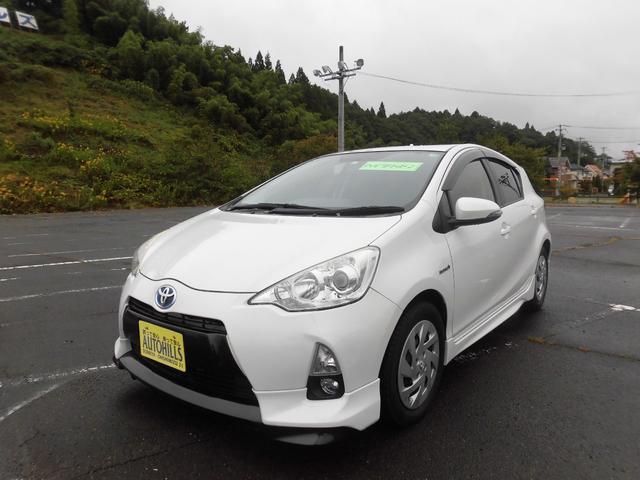 トヨタ S カーナビ フルセグTV Bluetooth DVD ETC プッシュスタート スマートキー オートエアコン 横滑り防止