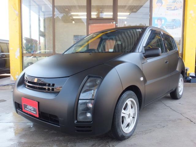 トヨタ 1.3L マッドブラック カスタム