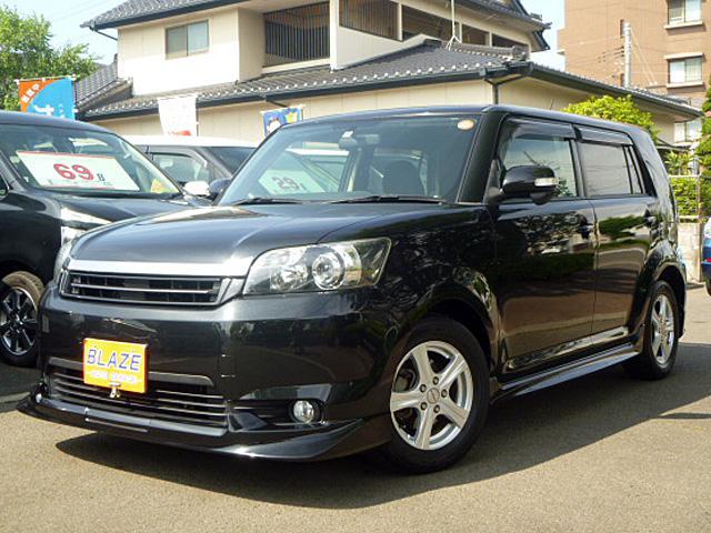 トヨタ 1.5G 純正エアロ HDDナビ キセノン ETC 禁煙車