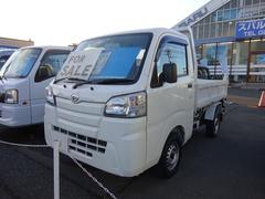 ハイゼットトラック4WD PTO式 多目的ダンプ