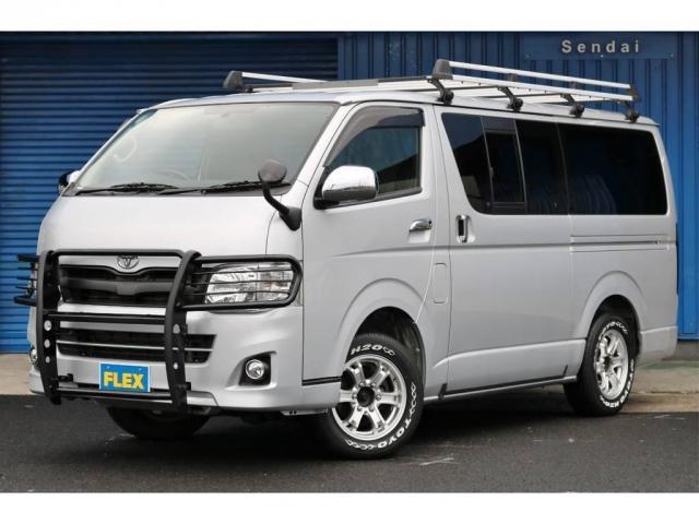 トヨタ DX 寒冷地 ディーゼル4WD ワイルドワークスタイル