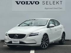 ボルボ V40D4 ダイナミックエディション 登録未使用車 2018モデル
