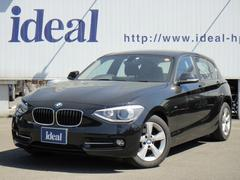 BMW116i スポーツ 純正HDDナビ キセノン 1オーナー