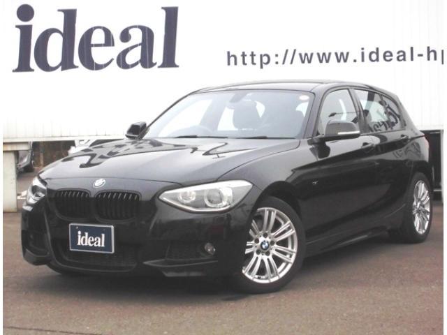 BMW 116i Mスポーツ キセノン 1オーナー