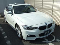 BMWアクティブハイブリッド3 Mスポーツ ベージュレザー ナビ