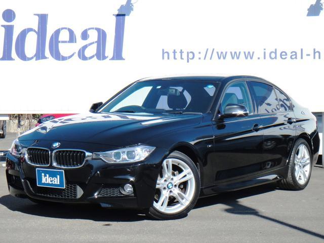 BMW 320d Mスポーツ HDDナビ キセノン インテリセーフ