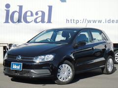 VW ポロTSIコンフォートライン 衝突軽減ブレーキ アイドリングS