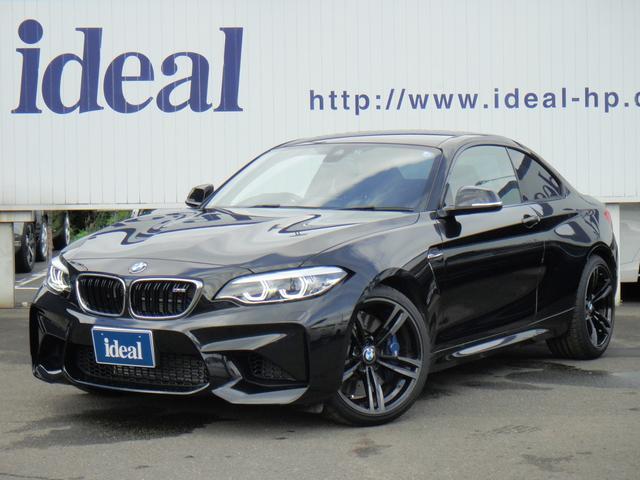 BMW ベースグレード M DCT ドライブロジック 黒革 LED