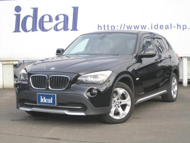 BMW X1 xDrive 20i ハイラインパッケージ 黒革 TVナビ