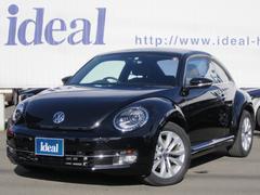 VW ザ・ビートルデザインレザーパッケージ 黒革 TVナビ キセノン Bカメラ