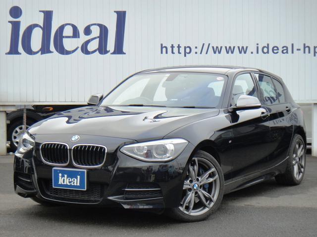 BMW M135i 純正ナビ キセノン Bカメラ 電動シート ETC