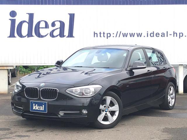 BMW 1シリーズ 116i スポーツ 純正HDDナビ キセノン 純正AW アイドリングS