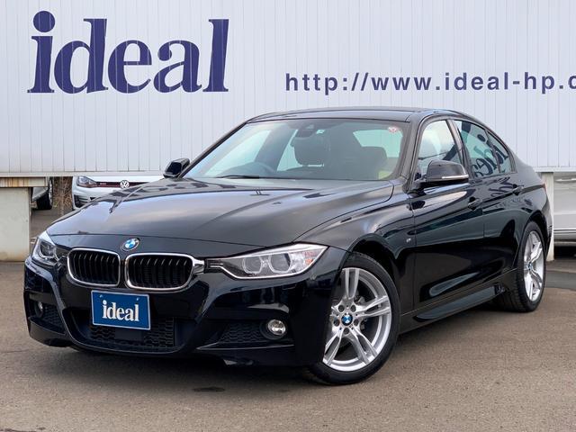 BMW 320i Mスポーツ キセノン 純正ナビ Bカメラ ACC インテリセーフ