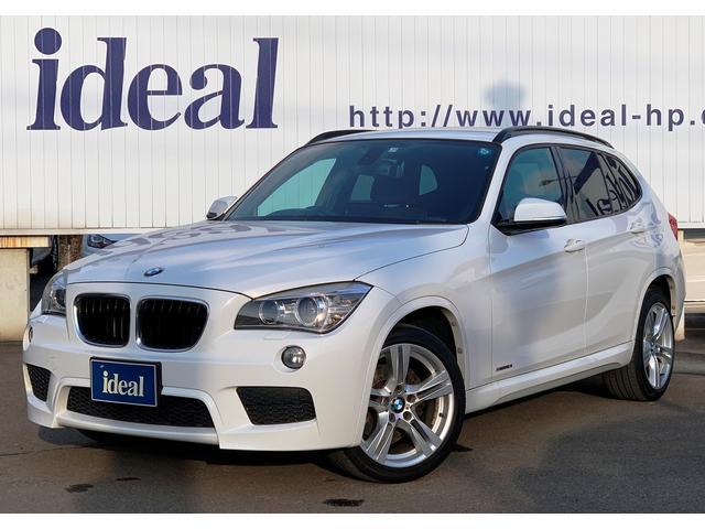 BMW sDrive 18i Mスポーツ フルセグナビ キセノン スマートキー ETC