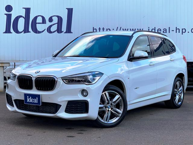 BMW sDrive 18i Mスポーツ 純正ナビ キセノン Bカメラ インテリセーフ
