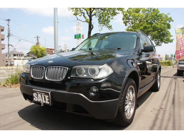 「BMW」「X3」「SUV・クロカン」「宮城県」の中古車